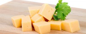 low fat cheese to make chicken sausage bites