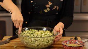 a simple Savory Zucchini Pie recipe