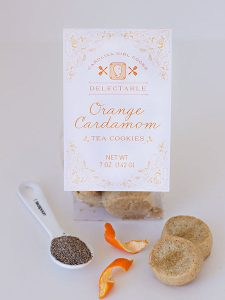 Orange Cardamom Topper Packs