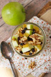 Apple Harvest Oatmeal recipe