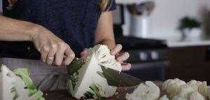 Caramelized Onion Cauliflower Mash Recipe