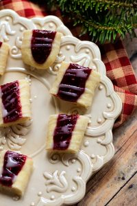 ruthies fanciful raspberry ribbons recipe