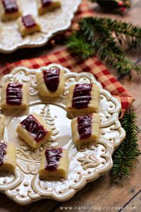 how to make ruthies fanciful raspberry ribbons recipe