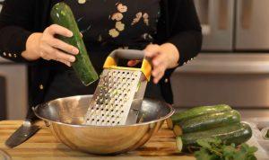 Savory Zucchini Pie recipe