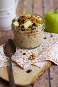 how to make Apple Harvest Oatmeal