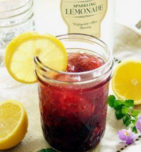 Fresh drink for summertime