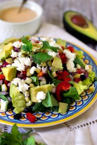 Southwest Caesar Salad recipe
