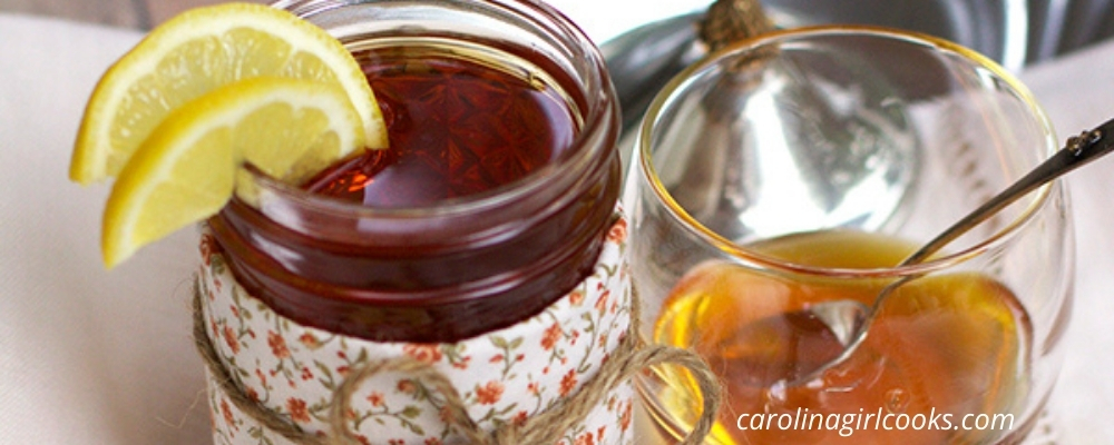 delicious earl grey hot toddy