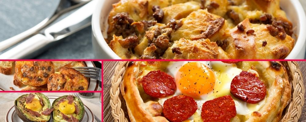 21+ Delicious Breakfast Ideas with Eggs and Sausage