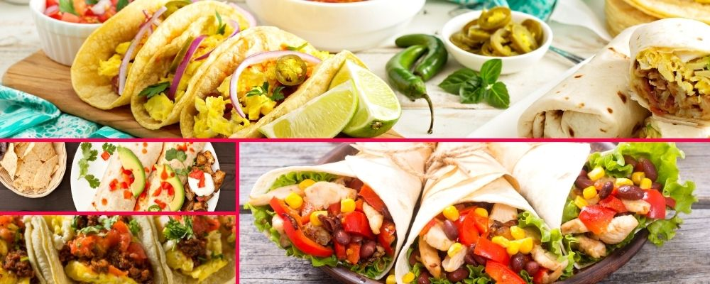 21 Healthy and Easy Breakfast Ideas with Tortillas